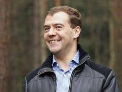Медведев предложил миллиардерам преподавать в школах