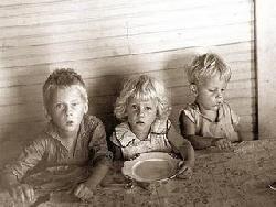 Каждый шестой ребенок в Эстонии ложится спать голодным