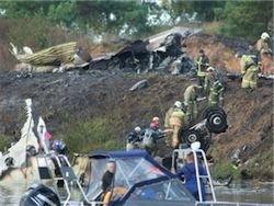 Опознано 35 тел погибших в катастрофе Як-42