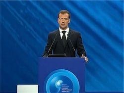 Медведев: мы должны развиваться гармонично и постепенно