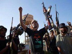 НАТО применило иприт против защитников города Бен-Валид