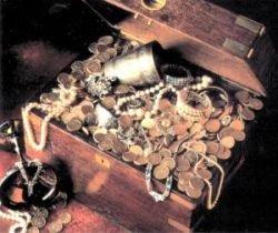 В Нижнем Новгороде нашли клад серебра