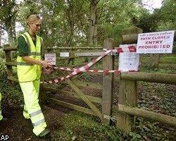 Британские ветеринары сообщили о третьей вспышке ящура