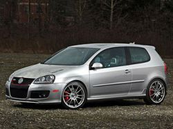 H&R показала тюнинговый VW Golf GTI