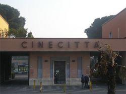 В Риме горит легендарная киностудия