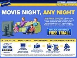 Крупнейшая американская сеть салонов видеопроката приобретаетинтернет-портал Movielink