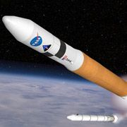Обнародован проект ядерного перехватчика астероидов