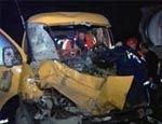 Две страшные аварии с участием «Газели»: 7 погибших, 8 раненых