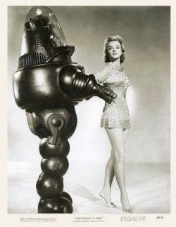 Как представляли себе роботов в начале 20-го века (фото)