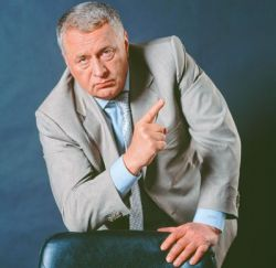 Жириновский заявил, что будет участвовать в президентских выборах-2008