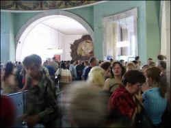 Новая система видеонаблюдения установлена в московском метро