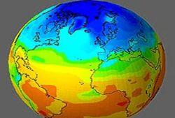 Климатологи: Миру грозит серия новых температурных рекордов
