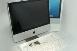 Новый iMac разобран