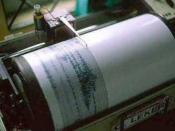 В Индонезии произошло подводное землетрясение