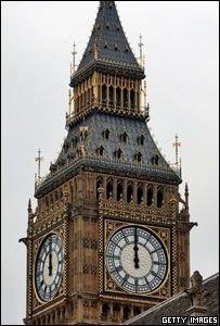 Лондонский Биг Бен замолчал до сентября