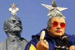 Сердючка идет в Раду с коммунистами