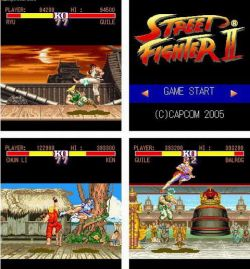 Capcom выпустила Street Fighter II Mobile