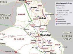 Ирак и Иран договорились построить нефтепровод