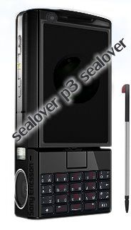 А мужики то не знают - еще один концепт Sony Ericsson P3