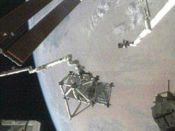 Астронавты с МКС начали выход в открытый космос