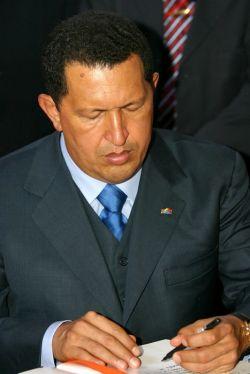У.Чавес призвал готовиться к цене на нефть в 100 долл./барр.