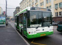 Водитель автобуса умер за рулем