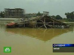 На северо-западе КНР 48 человек погибли из-за наводнений