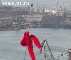 Автолюбители Владивостока снова на баррикадах