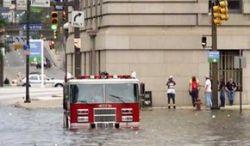 Большие города притягивают штормы и ливни