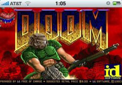 Doom для Apple iPhone!
