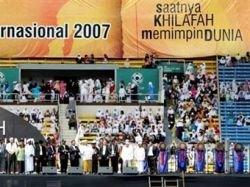 В Джакарте собрались 100 тысяч сторонников создания исламского халифата