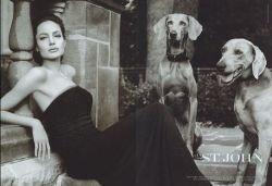 Анджелина Джоли стала лицом модного дома St. John (фото)