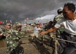 Более миллиона китайцев пострадали от шторма