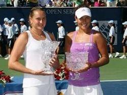 Надежда Петрова проиграла финал турнира в США
