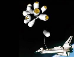Гостиница на орбите к 2012