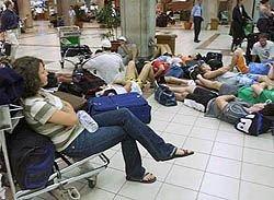 На петербургских туристов Родине наплевать