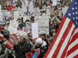 США: революция докатилась до американских городов