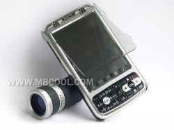 Китайцы установили зеркальную камеру в телефон