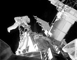 Истинная причина отключения компьютера на МКС – развлечения астронавтов NASA