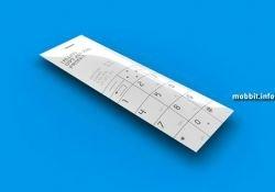 Гибкий концептуальный телефон с использованием технологии e-ink
