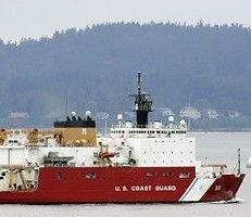 США направляют в Арктику исследовательское судно