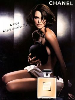 Кира Найтли разделась для рекламы Chanel