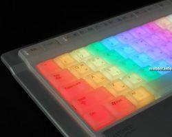 LED-клавиатура Luxeed с индивидуальной подсветкой клавиш