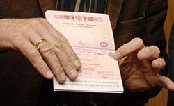 """РПЦ: в биометрических паспортах \""""нет ничего вероотступнического\"""""""