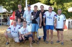 Пляжный волейбол: победной поступью к Суперфиналу