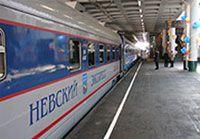 """Пассажиров \""""Невского экспресса\"""" спасла малая скорость поезда"""