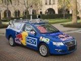 В США пройдут гонки автомобилей-роботов