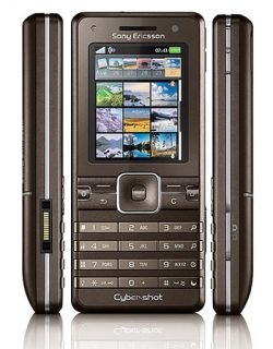 Sony Ericsson представила новый камерофон