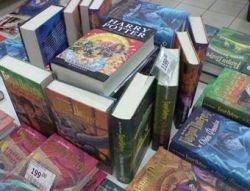 """Русский перевод \""""Гарри Поттера\"""" будут печатать в кромешной темноте"""