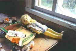 Последствия аварии на Чернобыльской АЭС (фото)